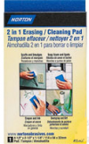 Photo for NORTON ABRASIVES 2 in 1 Erasing / Cleaning Pad