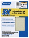 Photo for NORTON 3X Abrasive Sandpaper Contractor Pack