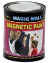 Photo for MAGIC WALL Magnetic Paint
