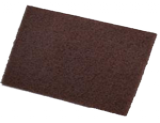 Photo for NORTON Non Woven Maroon General Purpose Pad