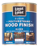 Photo for LAST N LAST Clear Polyurethane Wood Finish Gloss