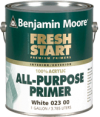 Photo for BENJAMIN MOORE Fresh Start 100% Acrylic All Purpose Primer 023