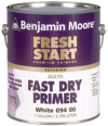 Photo for BENJAMIN MOORE Fresh Start Fast Dry Primer 094