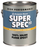 Photo for BENJAMIN MOORE Super Spec HP 100% Solids Floor Epoxy P40
