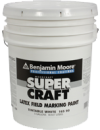 Photo for BENJAMIN MOORE Super Craft Latex Field Marking Paint 165