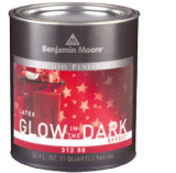 Photo for BENJAMIN MOORE Studio Finishes Glow in the Dark Effect 312