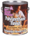 Photo for BENJAMIN MOORE Benwood Polyurethane Finish Low Lustre 435