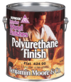 Photo for BENJAMIN MOORE Benwood Polyurethane Finish Flat 424