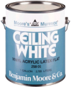 Photo for BENJAMIN MOORE Muresco Ceiling White 258