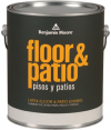 Photo for BENJAMIN MOORE Latex Floor & Patio Enamel 122