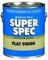 Photo for BENJAMIN MOORE Super Spec Latex Flat 275