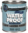 Photo for BENJAMIN MOORE Moorlastic Water Proof 055