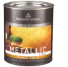 Photo for BENJAMIN MOORE Studio Finishes Metallic Glaze 620