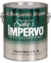 Photo for BENJAMIN MOORE Waterborne Satin Impervo® 314