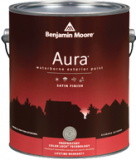 Photo for BENJAMIN MOORE Aura Waterborne Exterior Satin Finish 631