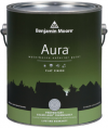Photo for BENJAMIN MOORE Aura Waterborne Exterior Flat Finish 629