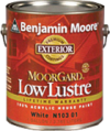 Photo for BENJAMIN MOORE Moorgard 100% Acrylic Low Lustre Latex House Paint N103