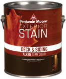 Photo for BENJAMIN MOORE Alkyd Semi Solid Stain 329