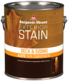 Photo for Benjamin Moore Alkyd Semi Transparent Stain 328