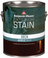 Photo for BENJAMIN MOORE 100% Acrylic Solid Color Deck Stain N065