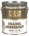 Photo for BENJAMIN MOORE Fresh Start Alkyd Enamel Underbody 217