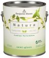 Photo for BENJAMIN MOORE Natura® Interior Waterborne Paint, Semi-Gloss 514