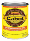 Photo for CABOT Semi Transparent Deck & Siding Stain 0300