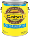 Photo for CABOT OVT Solid Color Stain 6500