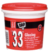 Photo for DAP 33 White Glazing Compound