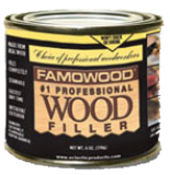 Photo for FAMOWOOD Professional Wood Filler
