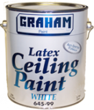 Photo for GRAHAM Pro Ceiling Paint 645-99