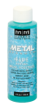 Photo for MODERN MASTERS Metal Effects Blue Patina Aging Solution