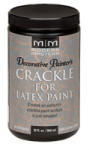 Photo for MODERN MASTERS Decorative Painter's Crackle for Latex Paint