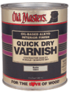 Photo for OLD MASTERS Quick Dry Varnish