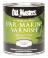 Photo for OLD MASTERS Spar Marine Varnish Gloss