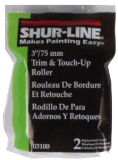 "Photo for SHUR-LINE 3"" Trim and Touch-up Rollers"