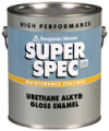 Photo for BENJAMIN MOORE Super Spec HP Urethane Alkyd Gloss Enamel P22