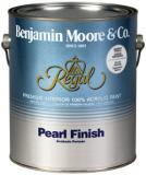 Benjamin Moore Regal Pearl Finish N310 Formerly Aquapearl