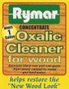 Photo for RYMAR Oxalic Cleaner for Wood